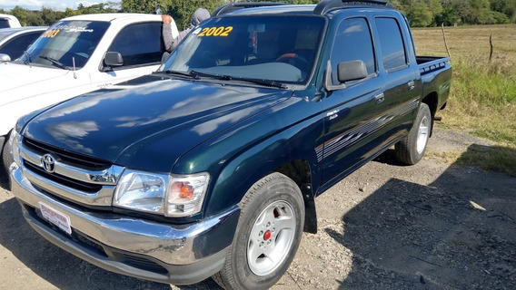 Toyota Hilux Verde 2002