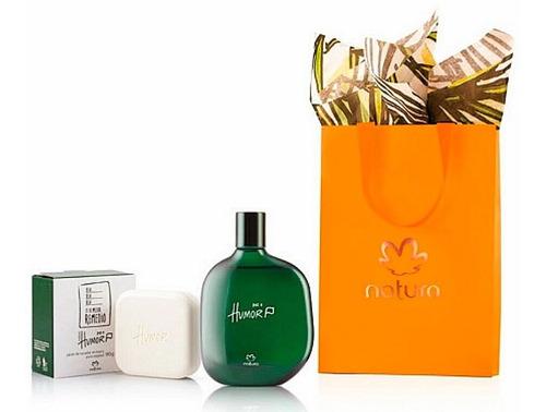 Perfume Paz E Humor + Obsequio Natura Original