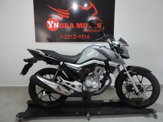 Honda Cg 160 Titan 2019 Flex C/ 210 Km Nova