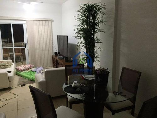 Apartamento Residencial À Venda, Higienópolis, São José Do Rio Preto - Ap0821. - Ap0821