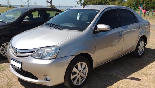 Toyota Etios Xls 1.5 4 A/t