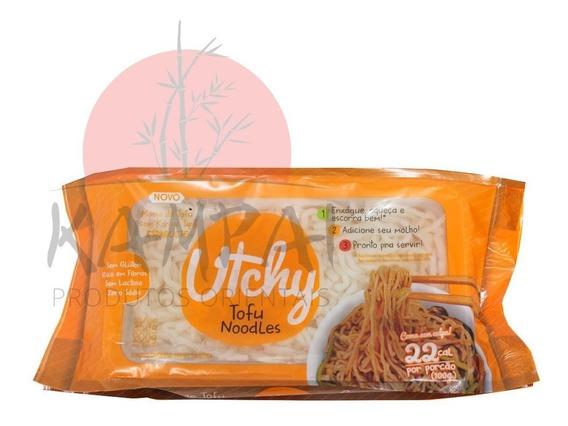 Espaguete De Tofu Com Konjac Utchy Vegan Noodles - Hyde 200g