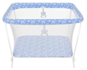 Cercado Para Bebê New Fofinho - Tutti Baby Azul