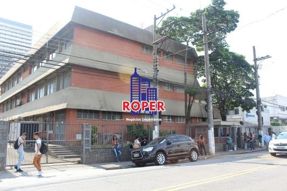 Aluga-se / Vende-se Imóvel Comercial Monousuário Pronto Para Call Center (2.737m²) ? Barra Funda - São Paulo - Gl00006 - 67646946