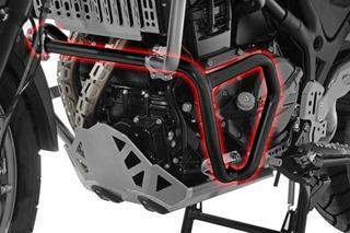 Defensa Baja Para Bmw F800gs / F700gs / F650gs-twin 2008-up