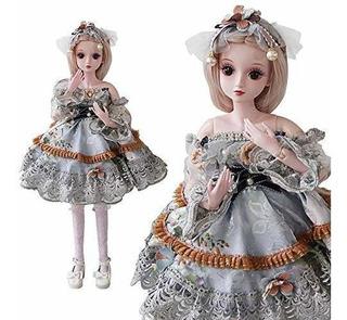 Ucanaan Bjd Doll, Muñecas 1/3 Sd 23.6 Pulgadas 19 Muñecas Ar