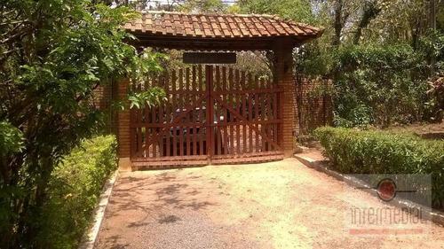 Chácara Residencial À Venda, Jardim Valparaíso, Boituva. - Ch0458