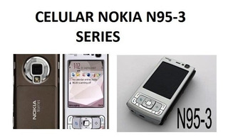 Celular Nokia N95 3