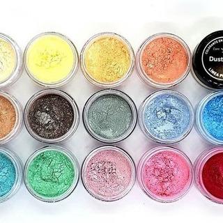 Colorantes Comestibles Liposolubles Dust Color Platinum 10cc