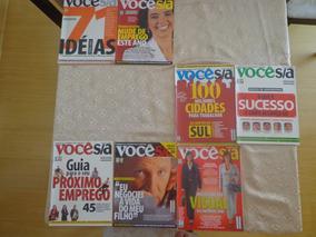 Revista Voce S/a Edições De 2005