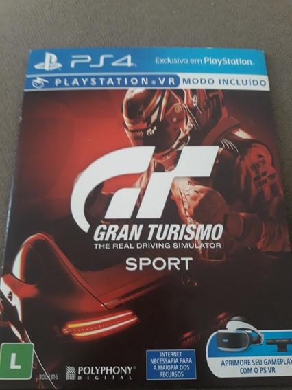 Para Ps4 Gran Turismo