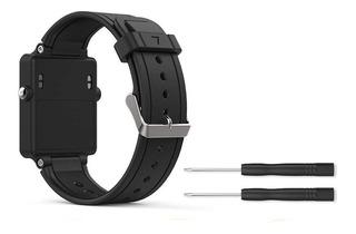 Correa De Silicona Para Reloj Inteligente Garmin Vivoactive