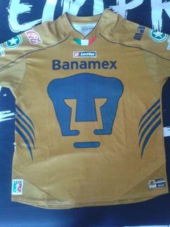 Pumas Lotto 2006 - 2007 Talla Xl