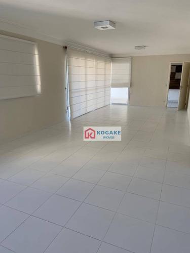 Imagem 1 de 26 de Apartamento Com 3 Dormitórios À Venda, 189 M² Por R$ 1.600.000,00 - Vila Adyana - São José Dos Campos/sp - Ap7592