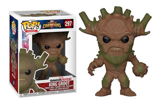 Funko Pop Contest Of Champions King Groot 297