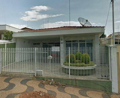 Casa Com 3 Dormitórios À Venda, 246 M² Por R$ 650.000 - Jardim Nossa Senhora Auxiliadora - Campinas/sp - Ca5767