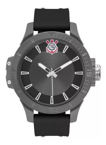 Relógio Technos Masculino Corinthians Cor2035mnl/8p Analogic