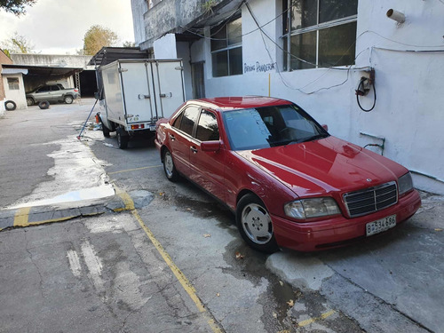 Mercedes-benz Clase C C 200 Sport