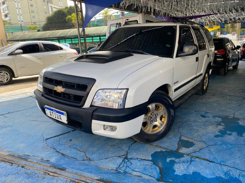 Imagem 1 de 10 de Chevrolet Blazer Advantage 4x2 2.4 (flex)