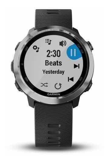 Relógio Smartwatch Garmin Forerunner 645 Music Nota Fiscal