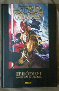 Hq Star Wars Episódio I (1) Ameaça Fantasma