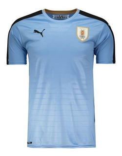 Camisa Puma Uruguai Home 2016