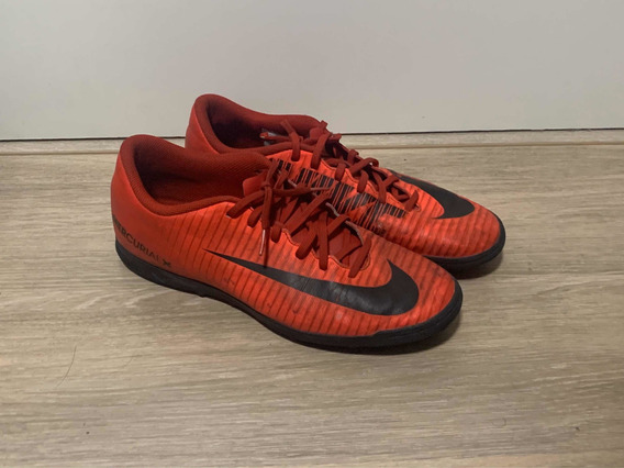 Chuteira Nike Mercurialx De Society - Tamanho 42