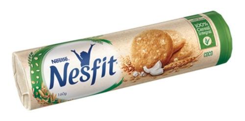 Biscoito Coco Nesfit 160g
