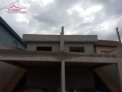 Casa Com 2 Dormitórios À Venda, 75 M² Por R$ 330.000,00 - Jardim Santo Antônio - Atibaia/sp - Ca4392