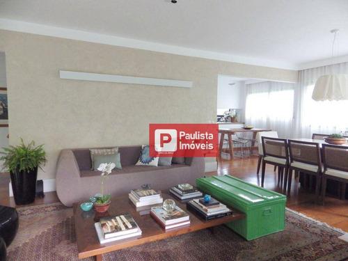 Apartamento Residencial À Venda, Morumbi, São Paulo - Ap9810. - Ap9810