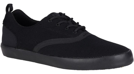 Zapatilla Flex Deck Cvo Knit Negro Sperry