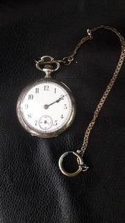 Reloj Bolsillo Conmemorativo Independencia De Guayaquil 1820