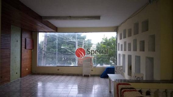 Salão Comercial, Ótima Localização - Sl0595