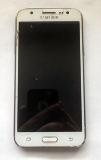 Samsung J5 Duos Sm-j500m/ds Tela Quebrada