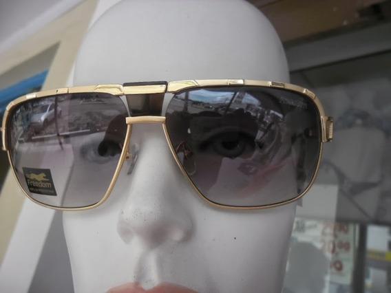 Óculos De Sol Mascara Unissex Freedom Original C/certificado