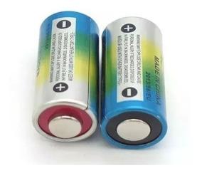2 Baterias 4lr44 4a76 6v Pilhas P/ Coleira Anti Latido