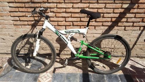 Bicicleta Kawasaki Mountain Bike 21v Poco Uso