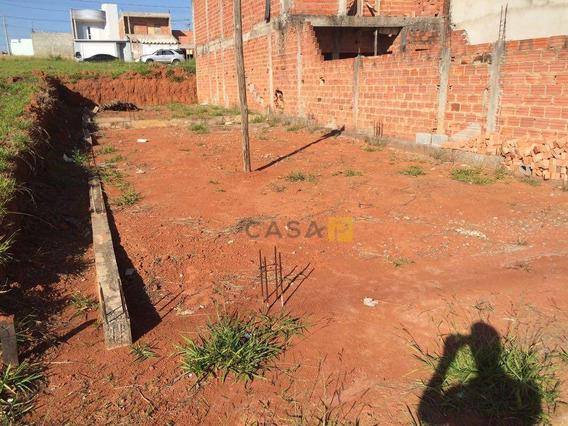 Terreno Residencial À Venda, Jardim Boer I, Americana. - Te0126