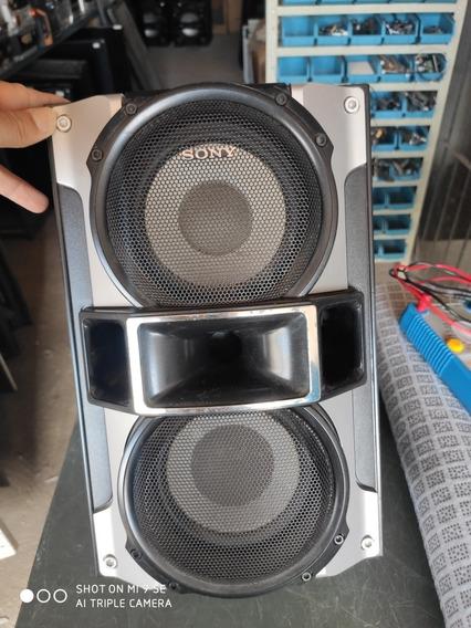 Caixa De Som Sony Mhc-gt44, Sem Tweeter. Gt44 Mhc