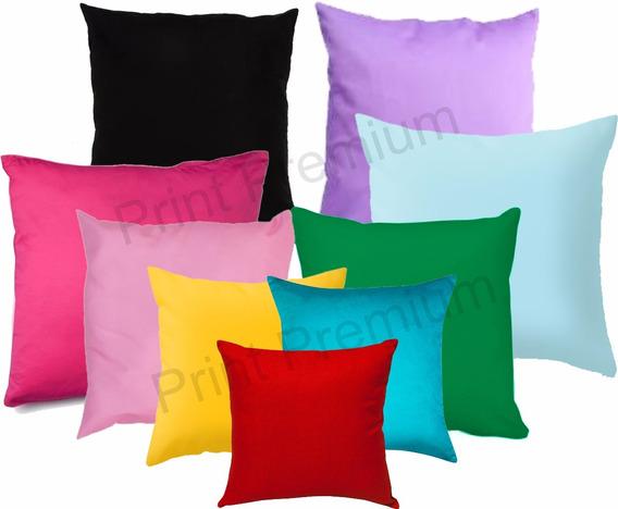 4 Almofadas Decorativa 50x50 - Colorida