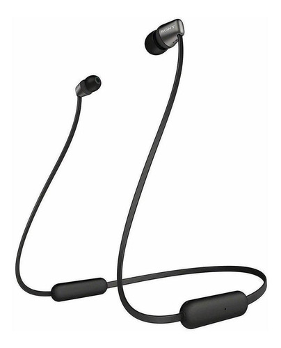 Audífonos In-ear inalámbricos Sony WI-C310 black