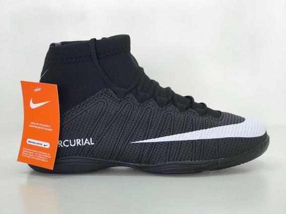 Super Promoção - Chuteira Cano Alto Mercurial Futsal Cr7