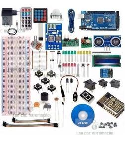 Kit Arduino Mega 2560 R3 Wifi Esp8266 + Curso + Brinde Esd