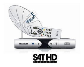 Receptor Elsys Digital Sat Hd Regional Dvbs2 Hdmi 3d|hd|sd
