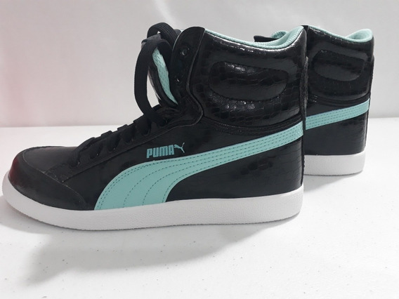 Tênis Puma Ikaz Mid Serpent Jr Original