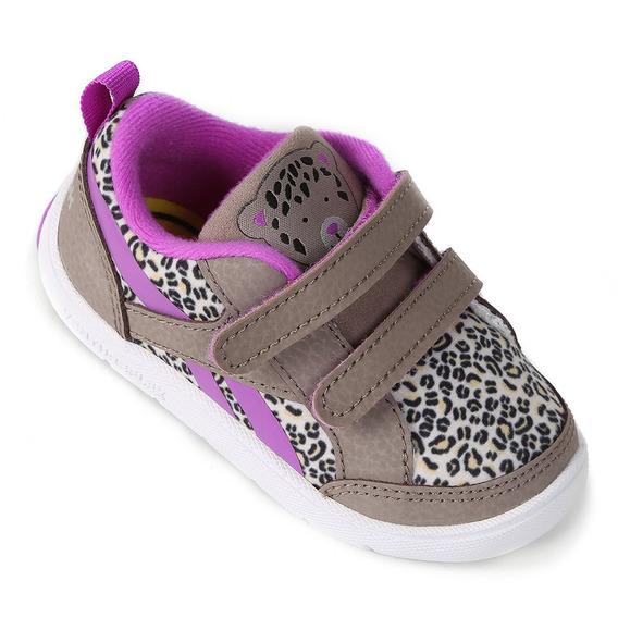 Tênis Vflex Critter Feet Reebok Infantil Classics Feminino