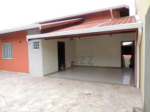 Casa Com 4 Dormitórios À Venda, 180 M² Por R$ 850.000,00 - Barão Geraldo - Campinas/sp - Ca11107
