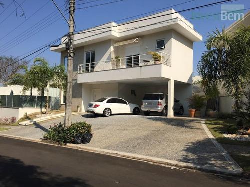 Casa Com 3 Dormitórios À Venda, 310 M² Por R$ 2.300.000,00 - Condomínio Ouro Verde - Valinhos/sp - Ca0294