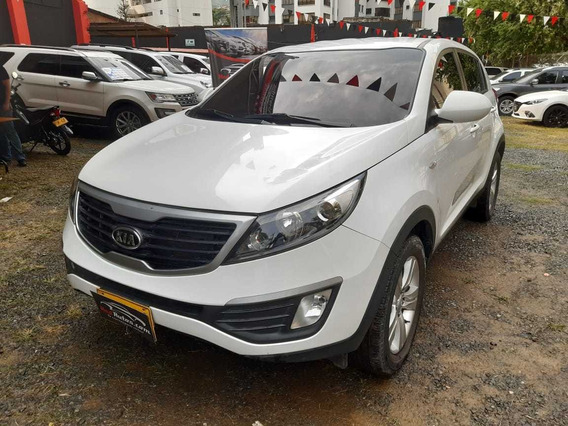 Kia New Sportage Revolution Tp 2000cc 2ab Abs 2012