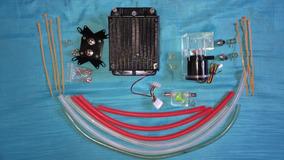 Kit Montagem Para Resfriamento Pc Com Radiador Para Pc Compu